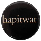 hapitwat - Button Badge